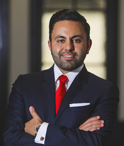 Arash Khorsandi, Esq.