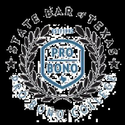 Pro Bono College - State Bar of Texas - San Antonio Lawyer Virgil Yanta Jr.